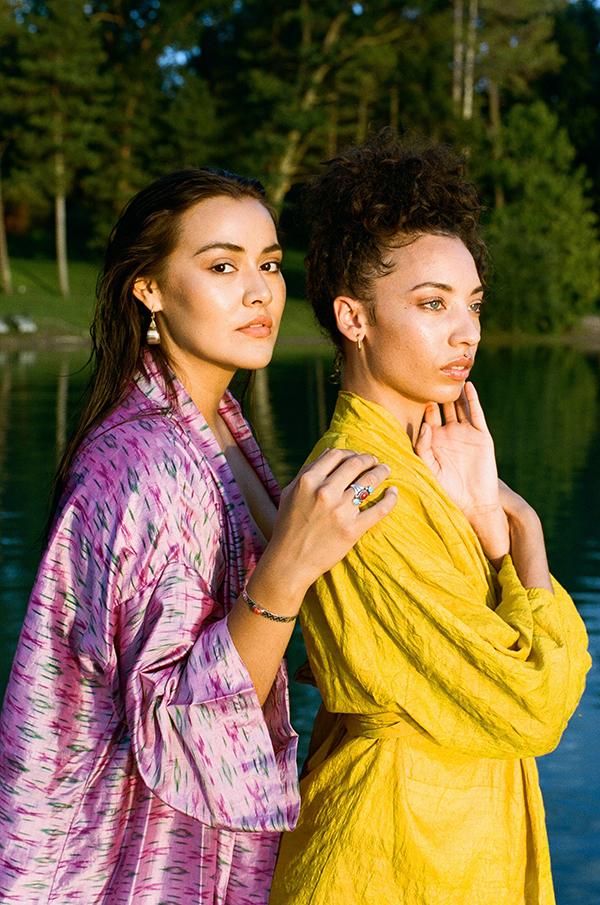 Sustainable fashion brand Lily Forbes