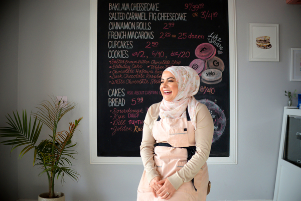 Amanda Saab, owner of Butter Bear Shop