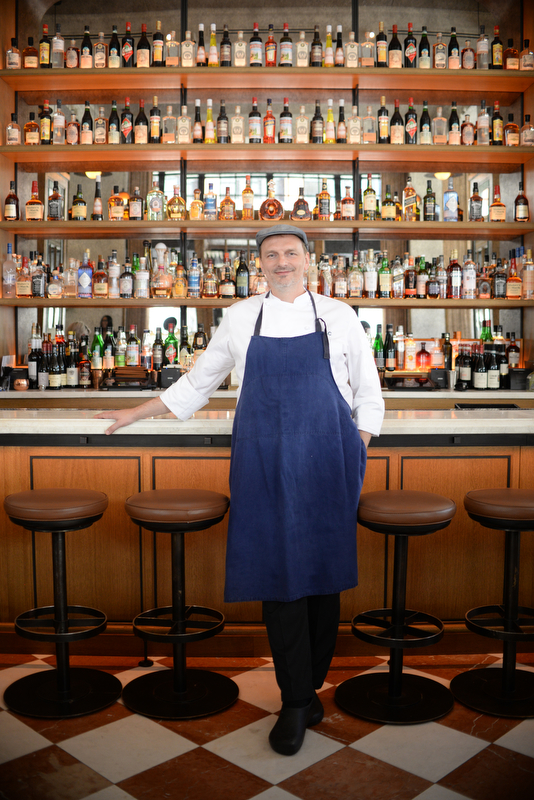 Chef Andrew Carmellini of San Morello
