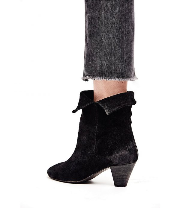 Free People Adella Heel Boot