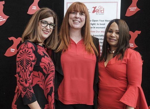 Detroit Go Red for Women Luncheon