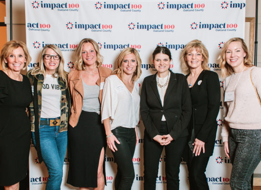 Impact100 Oakland County