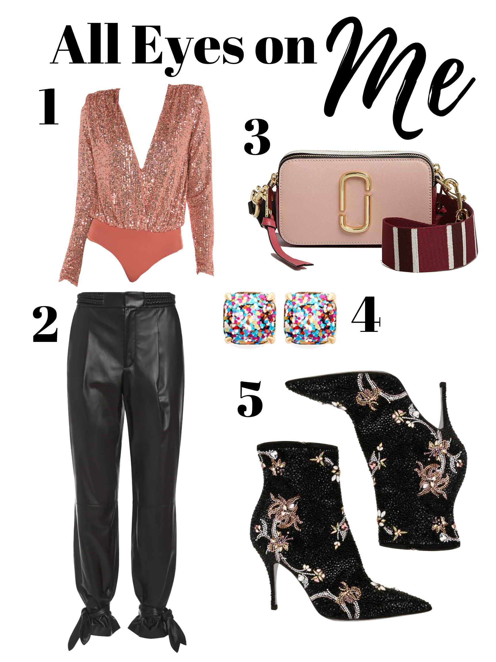 eyes on me outfit