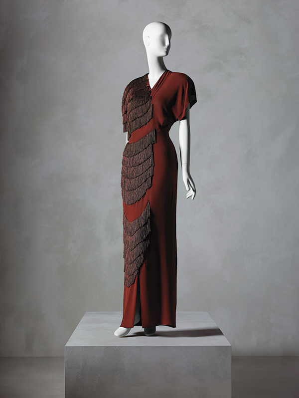 Sandy Schreier's 20th century fashion collection at The Met