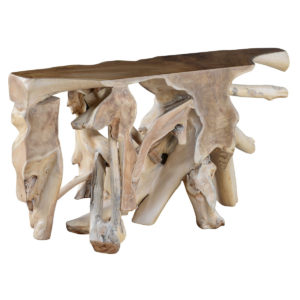 Cypress Root Console Table
