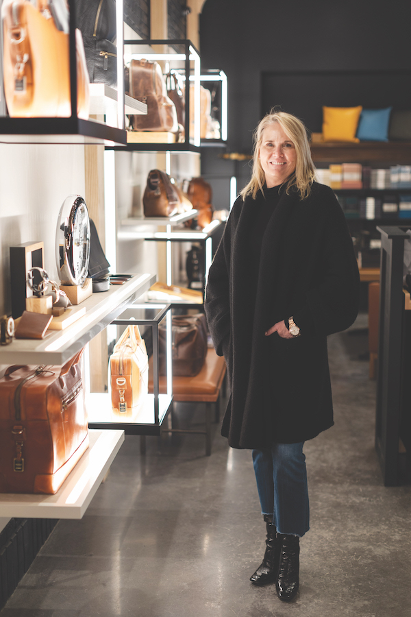 Shannon Washburn, CEO of Shinola
