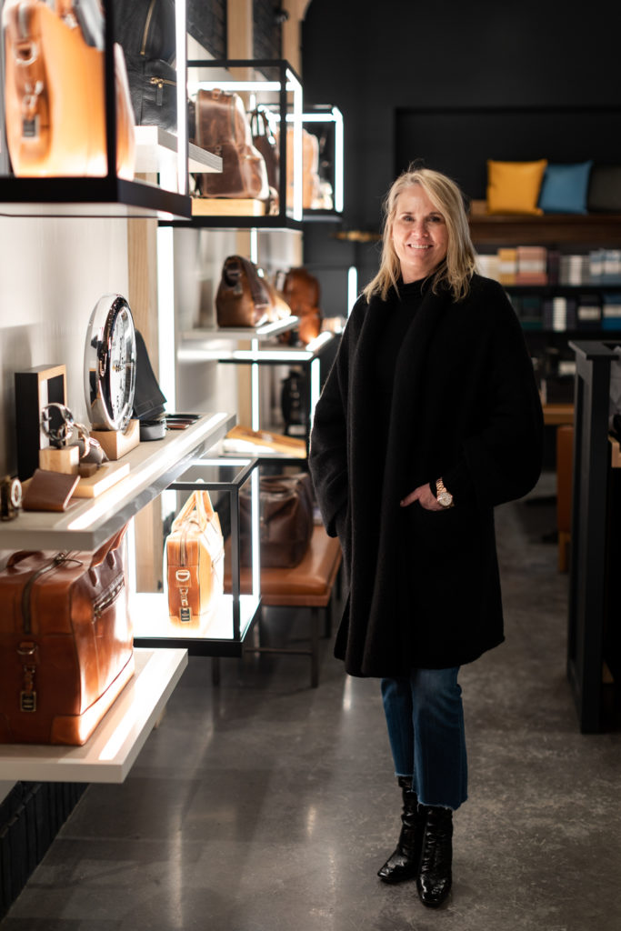 Shannon Washburn, President of Shinola