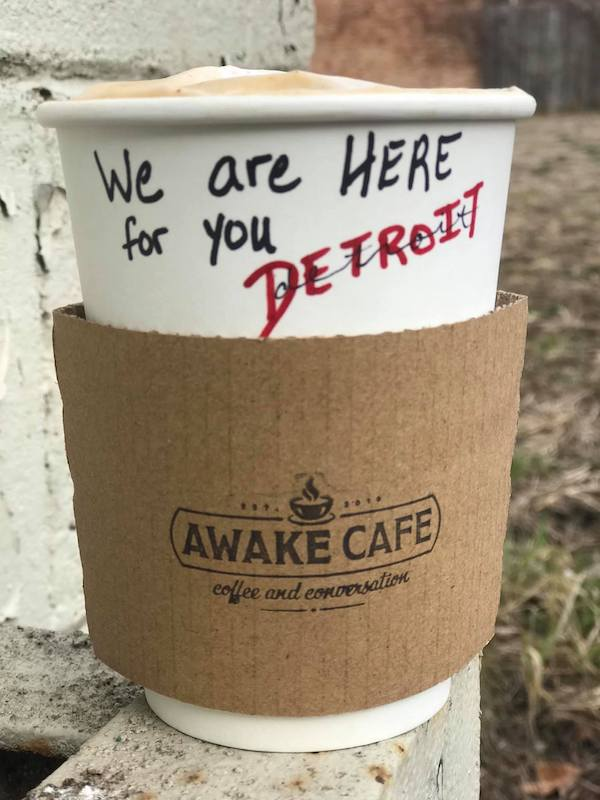 Awake Cafe Detroit