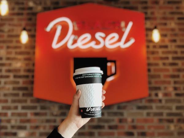 Black Diesel Coffee