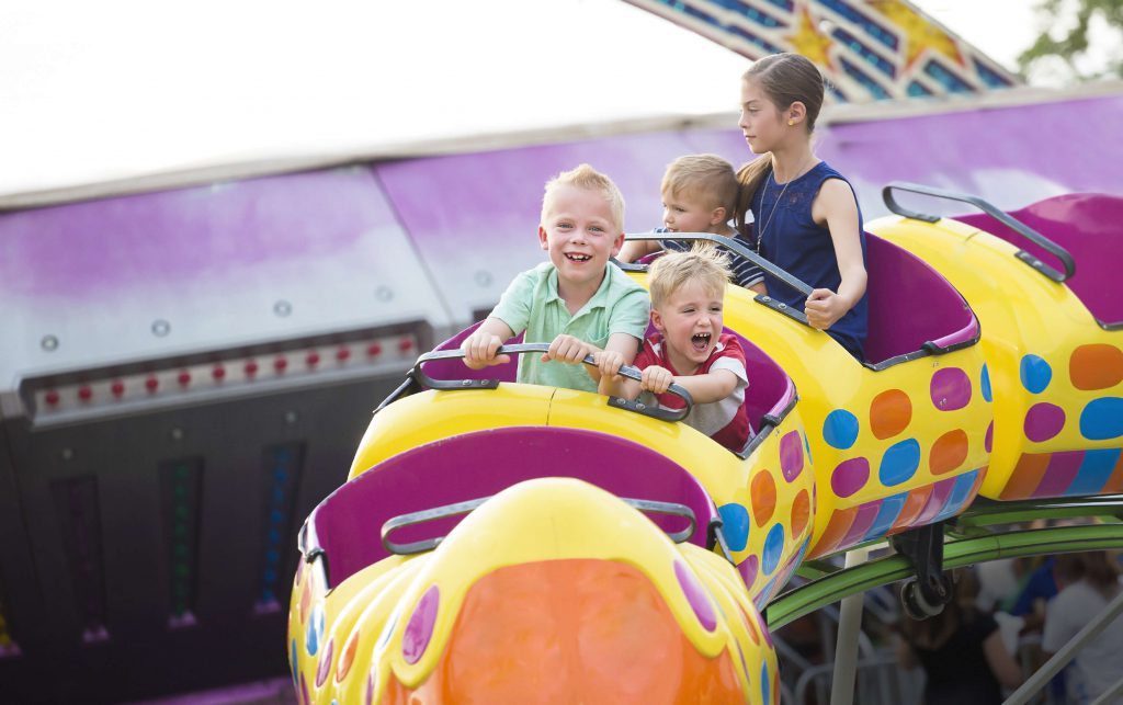 things do with kids in Metro Detroit this August