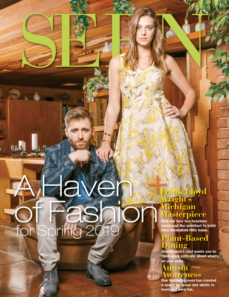 April 2019 SEEN Magazine cover