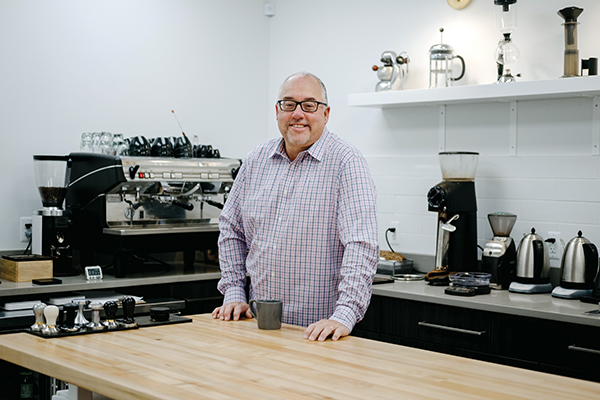 Since opening BD Barista School in 2017, Nicholas Ferris has turned the program into one of the most comprehensive coffee educations in the country.