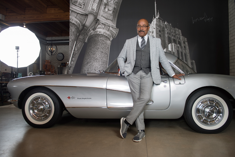 GM Design Chief Ed Welburn