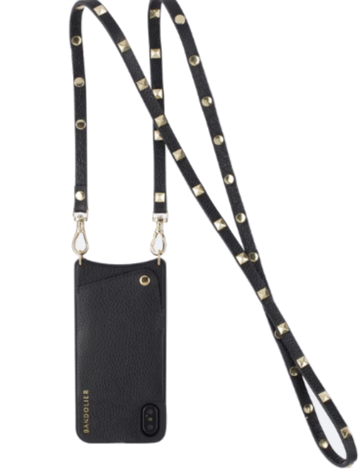 Bandolier crossbody iPhone purse from Guys N Gals
