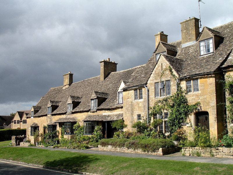 Cotswold Style Manor