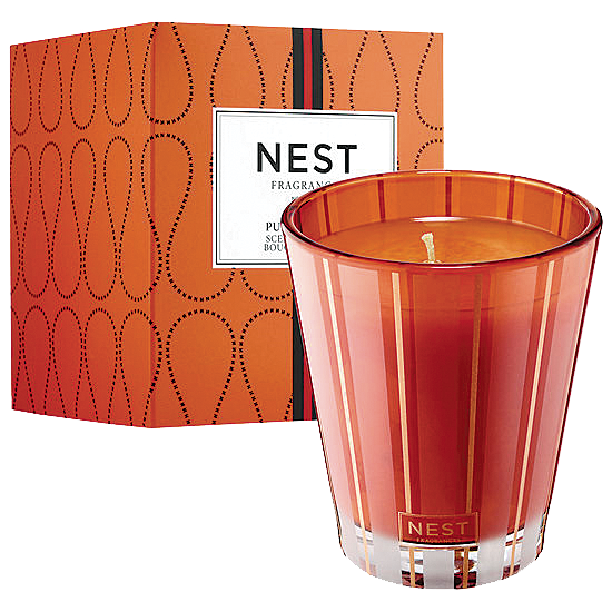 Nest pumpkin chai candle from Talulah Belle