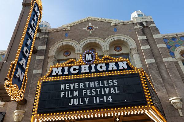Ann Arbor's Nevertheless Film Festival
