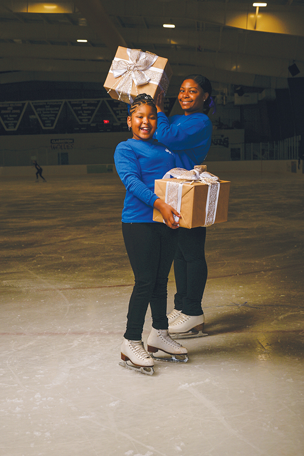 Figure Skating in Detroit
