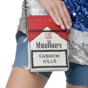 Mua Mua Mualboro Red Cigarette Bag