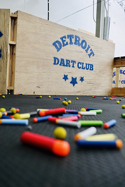 Unique Sports Clubs in Metro Detroit