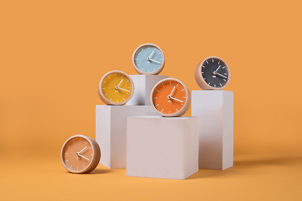 Tait Design Co clock