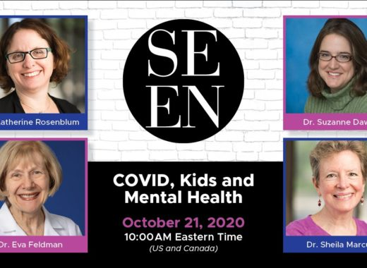 COVID Kids and Mental Health Webinar