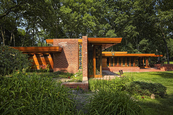 Frank Lloyd Wright Smith House