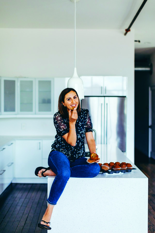 Yumna Jawad of Feel Good Foodie