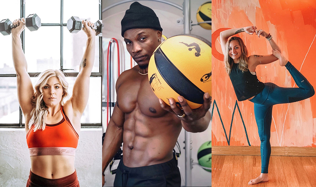 Detroit Fitness Influencers