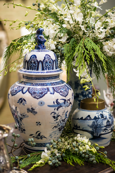 Frankel Blue Holiday Decorating Trends