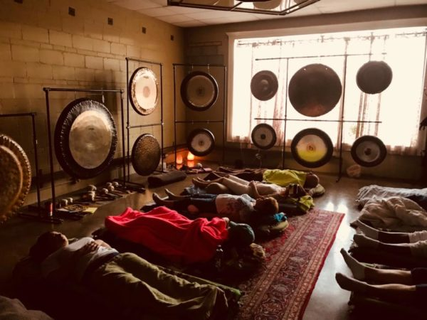 Sacred Wave Gong Immersions