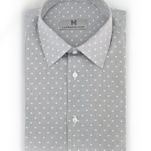 """Woodward""- Gray Dots: No Sweat"