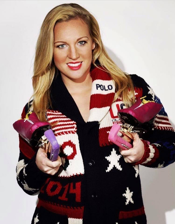 Olympic Speedskater Kelly Gunther