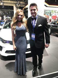2018 Charity Preview at Cobo Center