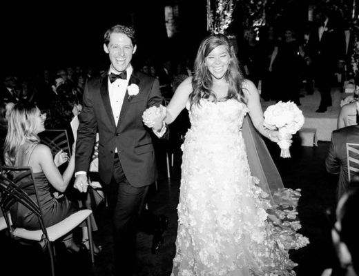 Stephanie Bloom and Spencer Lucker wedding