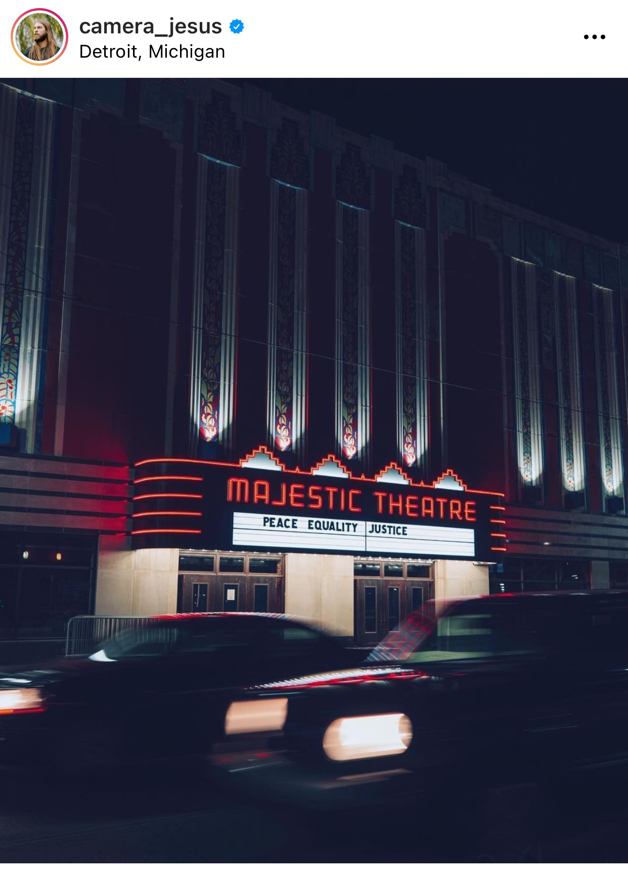 Majestic Theatre Detroit
