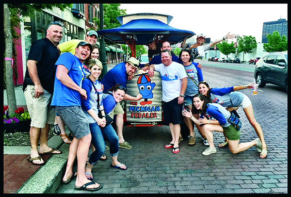 The Michigan Pedaler