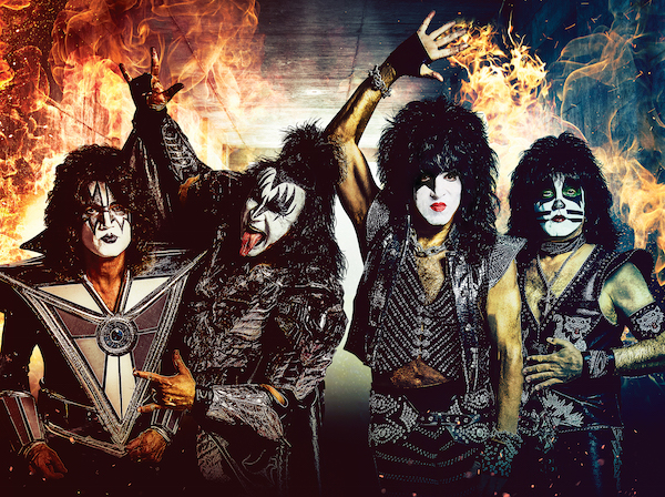 KISS-End of The World Tour