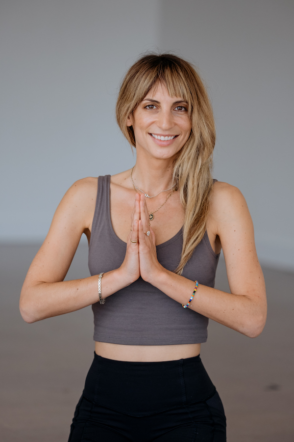 Kacee Must, founder of Citizen Yoga