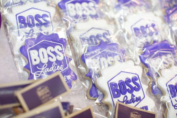 Boss Ladies cookies