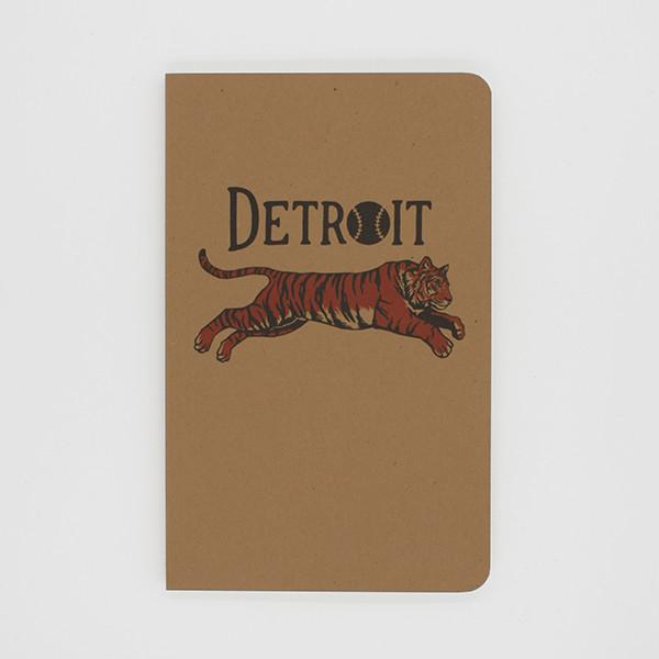 leaping tiger notebook