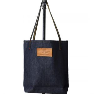 The Basic Denim Tote