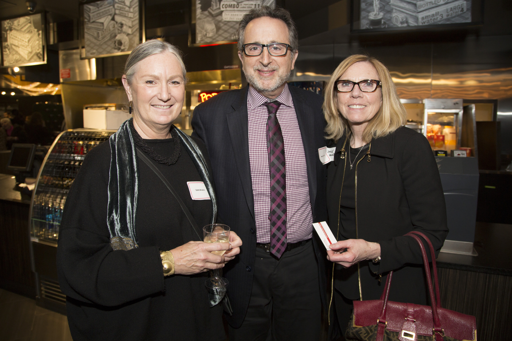 MOCAD Holiday Party, Maple Theater, Bloomfield Township