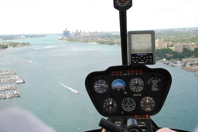 Magnum Helicopter Tour