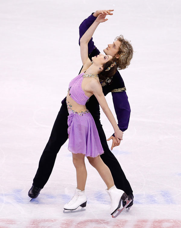 ice dancer Charlie White