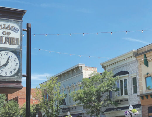 Downtown Milford City Guide
