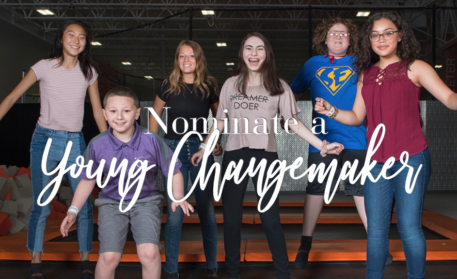 Young Changemaker Awards 2019