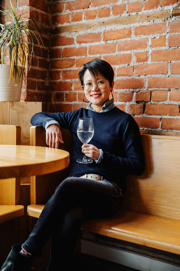 Ping Ho Owner of The Royce Wine Bar