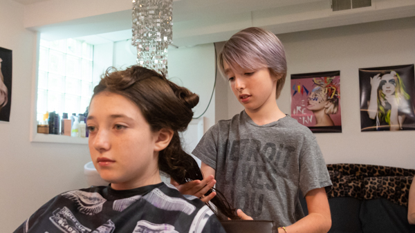 Hair Stylist, Vince Weishaus of Bloomfield Hills