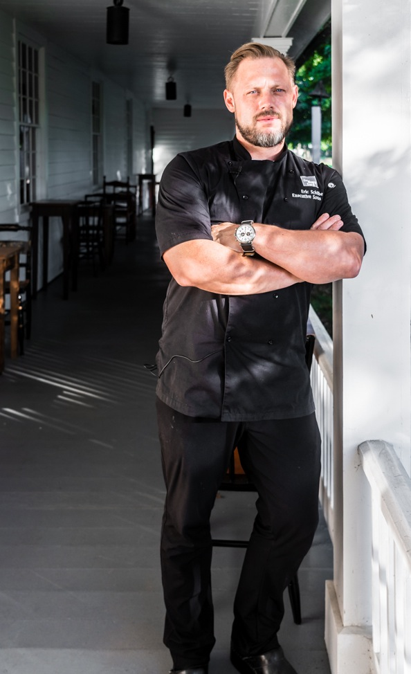 The Henry Ford's Executive Chef Eric Schilbe